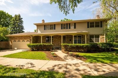 Single Family Home For Sale: 5400 North Bernard Street