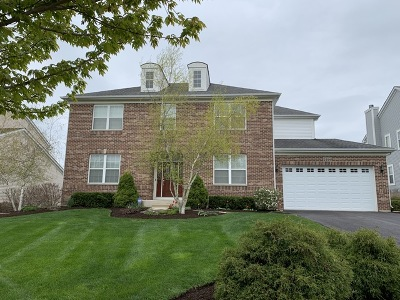 Wauconda Single Family Home For Sale: 2304 Serenity Lane