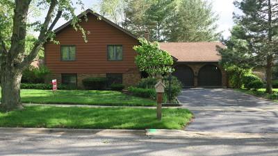 Woodridge Single Family Home For Sale: 2913 Northcreek Drive