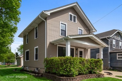 Aurora Single Family Home Contingent: 700 Fifth Street