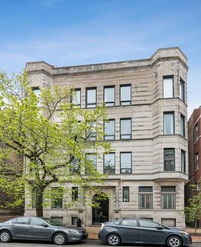 Condo/Townhouse For Sale: 351 West Dickens Avenue #2E