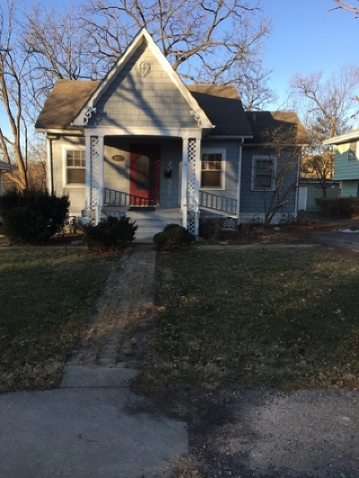 Downers Grove Single Family Home For Sale: 4418 Wilson Avenue
