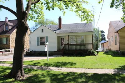 Single Family Home Contingent: 179 South Edison Avenue