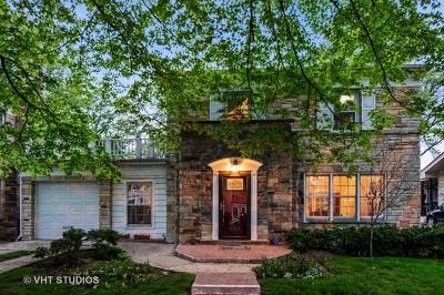 Chicago Single Family Home New: 6244 North Le Mai Avenue