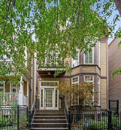 Single Family Home For Sale: 1336 West George Street
