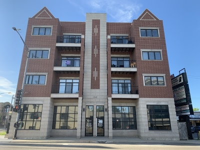 Ravenswood Condo/Townhouse For Sale: 4809 North California Avenue #3W