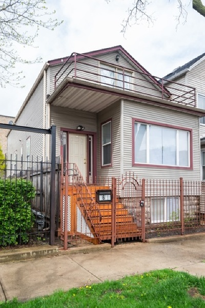 Single Family Home For Sale: 1620 North Troy Street