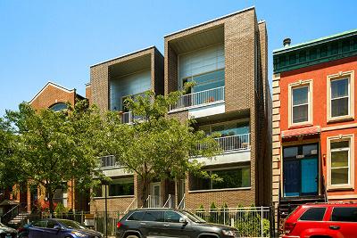 Condo/Townhouse For Sale: 1534 West Walton Street #3