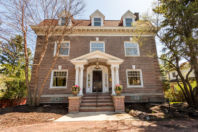 Single Family Home For Sale: 336 Sheridan Road