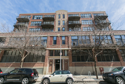 Condo/Townhouse For Sale: 15 South Throop Street #209