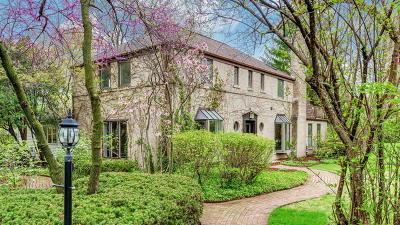 Glenview Single Family Home For Sale: 1115 Shermer Road