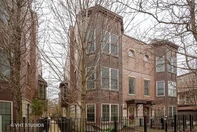 Condo/Townhouse For Sale: 3019 West Cornelia Avenue