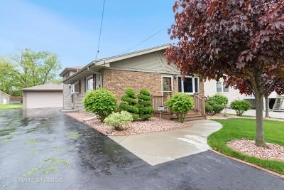 Oak Forest Single Family Home New: 15330 Kilpatrick Avenue