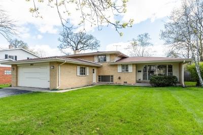 Deerfield Single Family Home For Sale: 1203 Walden Lane