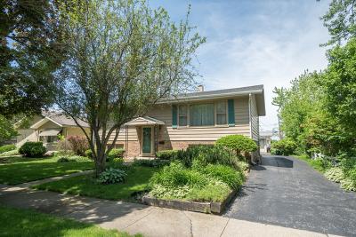Alsip Single Family Home Contingent: 11948 South Kedvale Avenue