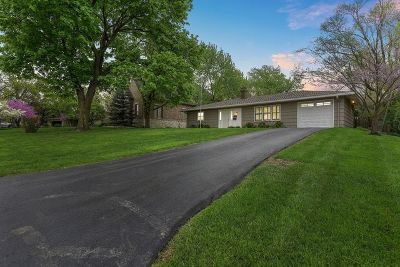 Hinsdale Single Family Home For Sale: 5539 South Quincy Street