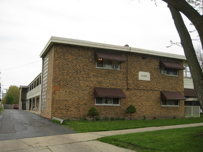 Niles Multi Family Home For Sale: 9448 North Washington Street