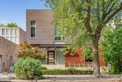 Single Family Home For Sale: 1744 West Cortland Street