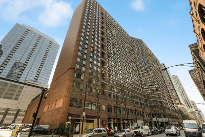 Streeterville, Gold Coast Galleria Condo/Townhouse For Sale: 211 East Ohio Street #2510