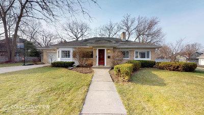 Glen Ellyn Single Family Home For Sale: 770 Wingate Road