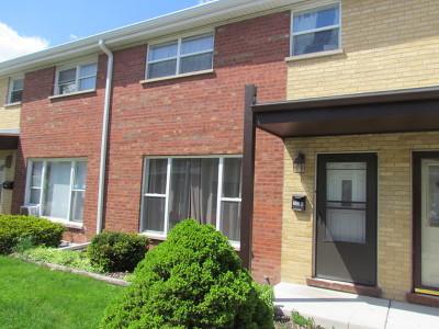 North Aurora Condo/Townhouse For Sale: 205 Linn Court #C