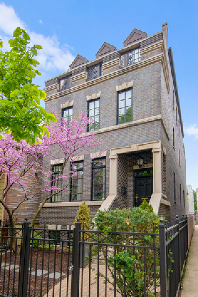 Single Family Home For Sale: 1453 West Henderson Street