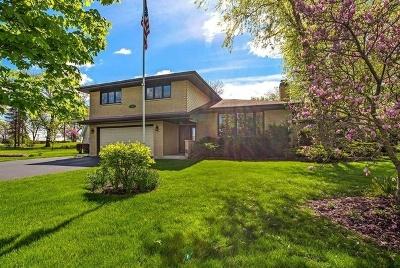 Burr Ridge IL Single Family Home For Sale: $535,000