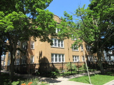 Condo/Townhouse For Sale: 3758 West Giddings Street #2