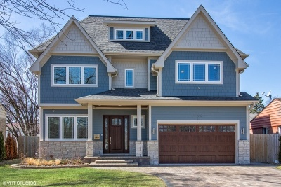 Hinsdale Single Family Home For Sale: 706 Justina Street