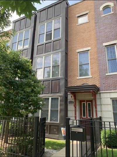 Condo/Townhouse For Sale: 3008 West Cornelia Avenue