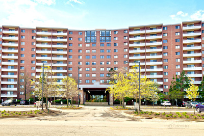 Schaumburg Condo/Townhouse For Sale: 21 Kristin Drive #1023