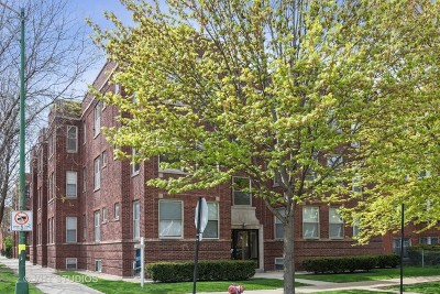 Condo/Townhouse For Sale: 4600 North Central Park Avenue #3