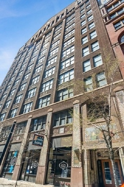 Condo/Townhouse For Sale: 720 South Dearborn Street #1006