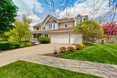 Aurora Single Family Home Price Change: 2452 Wentworth Lane