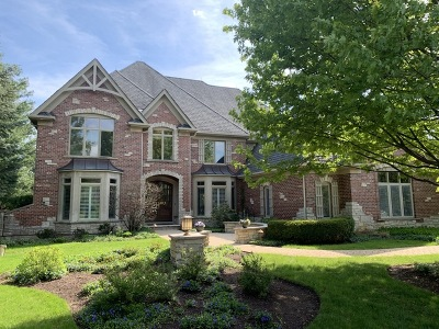 St. Charles Single Family Home For Sale: 38w565 Forest Glen Court