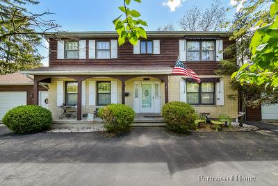 Geneva Single Family Home For Sale: 601 North 1st Street