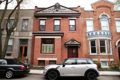 Condo/Townhouse For Sale: 3842 North Alta Vista Terrace