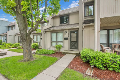 Grayslake Condo/Townhouse Contingent: 558 Pheasant Court