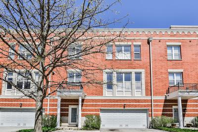 Condo/Townhouse For Sale: 2722 West Dakin Street #9