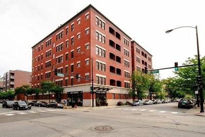 Condo/Townhouse For Sale: 35 South Racine Avenue #5NE