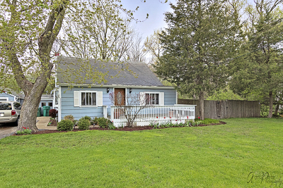 Grayslake Single Family Home For Sale: 32170 North Il Route 83