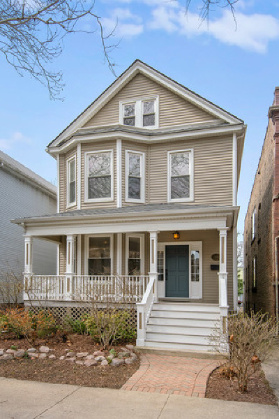 Single Family Home For Sale: 3920 North Seeley Avenue