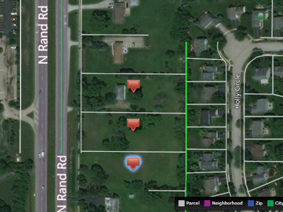 Lake Zurich Residential Lots & Land For Sale: 24191 North Us Highway 12 Road