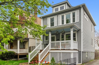 Single Family Home For Sale: 1248 West Ardmore Avenue