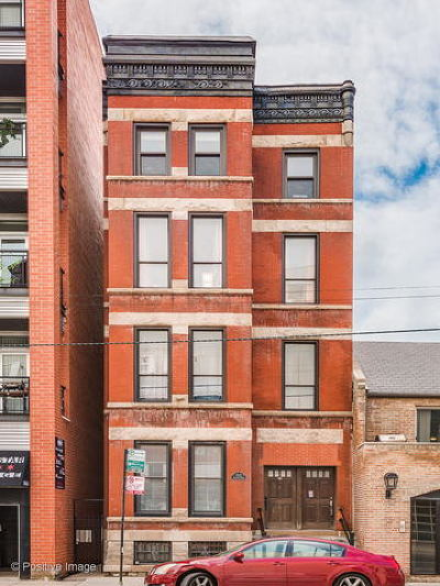 Condo/Townhouse For Sale: 2672 North Halsted Street #1E