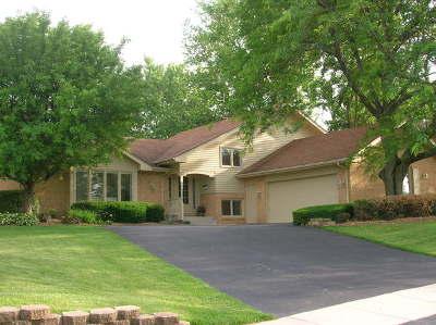 Homer Glen Single Family Home For Sale: 13207 West Oak Ridge Lane