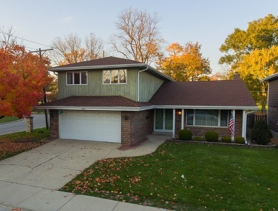 Elmwood Park Single Family Home New: 7960 West Country Club Lane