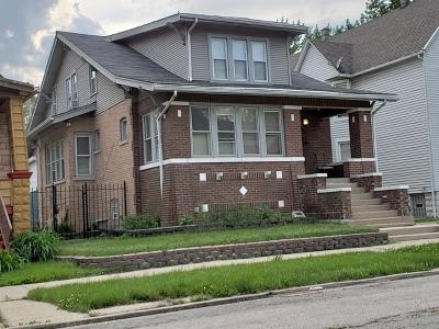 Chicago Multi Family Home For Sale: 10908 South Edbrooke Avenue