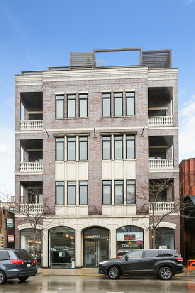 Condo/Townhouse For Sale: 3161 North Halsted Street #201