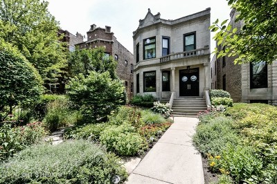 Chicago Single Family Home Re-Activated: 2843 West Logan Boulevard